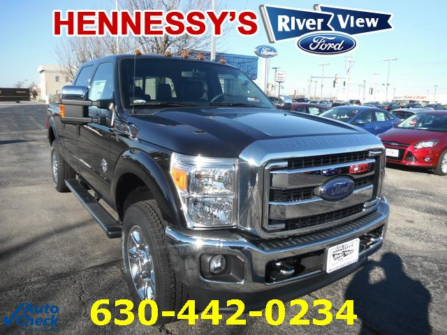 New Ford F-250SD