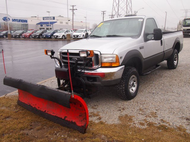 Used Ford Super Duty F-250 XLT