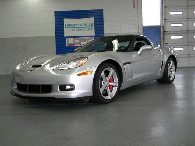 New Chevrolet Corvette Z16 Grand Sport w/4LT