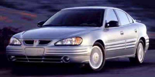 Used Pontiac Grand Am SE