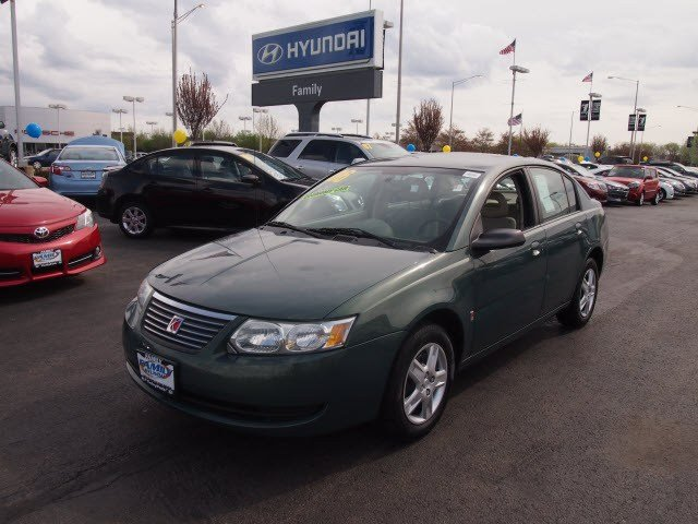 Used Saturn Ion 4DR SDN 2 AT