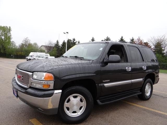 Used GMC Yukon SLT