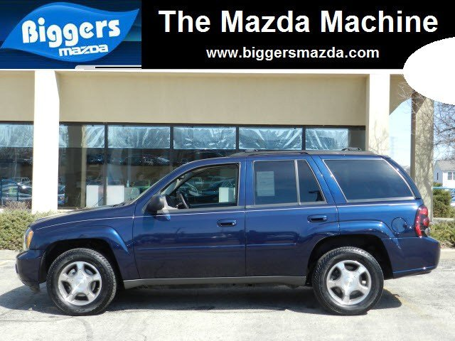 Used Chevrolet TrailBlazer LT