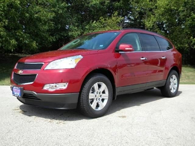 New Chevrolet Traverse LT w/1LT