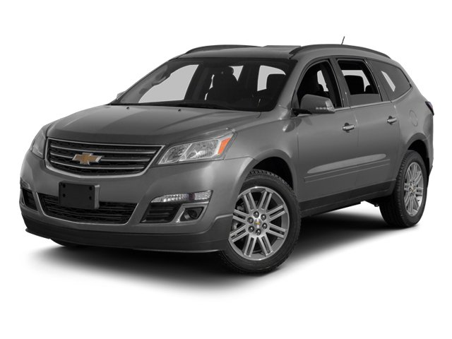 New Chevrolet Traverse LTZ