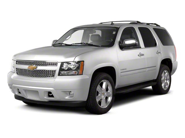 New Chevrolet Tahoe LTZ