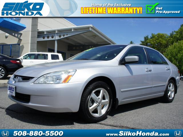 Used Honda Accord EX w/Leather