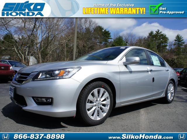 New Honda Accord EX
