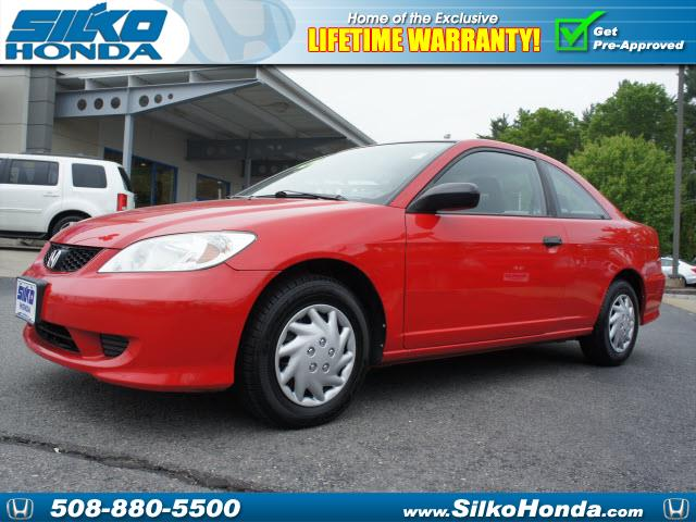 Used Honda Civic Value Package