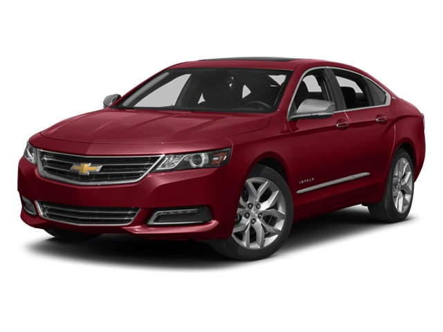 New Chevrolet Impala LTZ