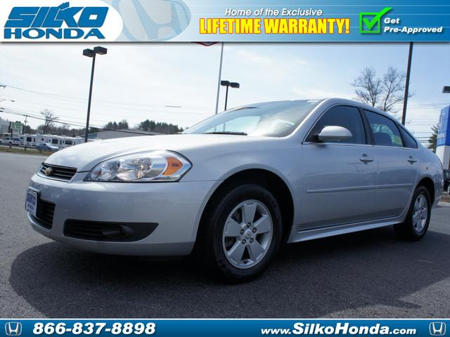 Used Chevrolet Impala LT Fleet