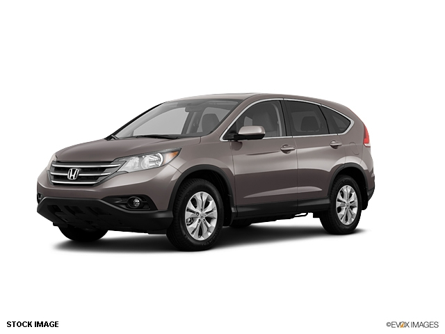 New Honda CR-V EX