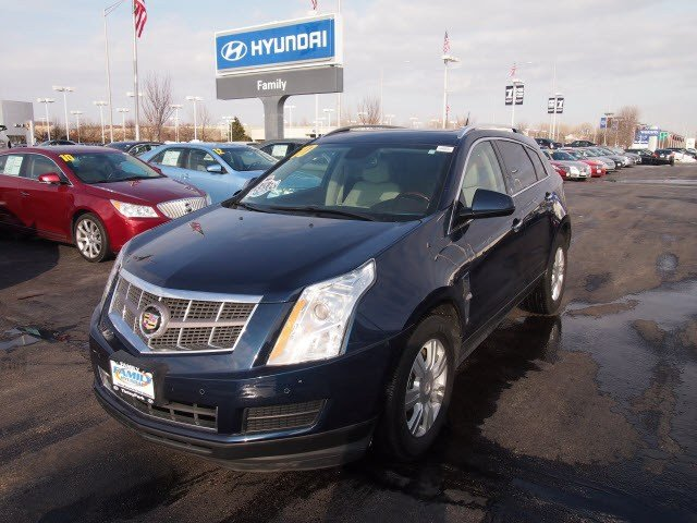 Used Cadillac SRX Luxury Collection