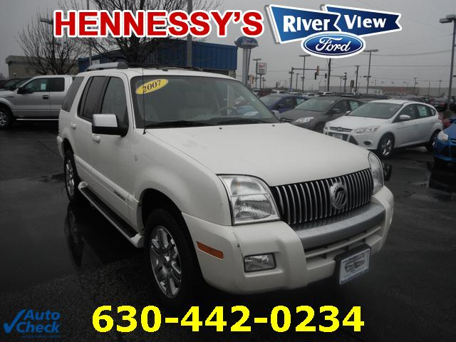 Used Mercury Mountaineer Premier