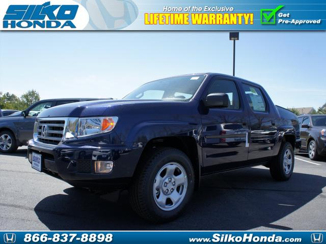 New Honda Ridgeline RT