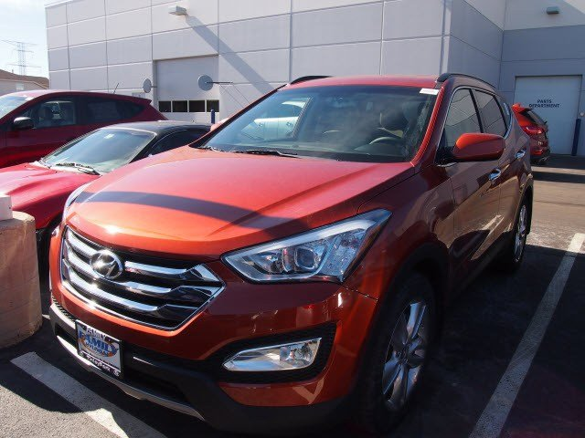 New Hyundai Santa Fe 2.0T Sport