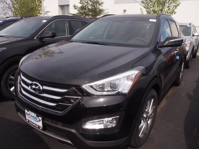 New Hyundai Santa Fe 2.0T Sport w/Saddle Int