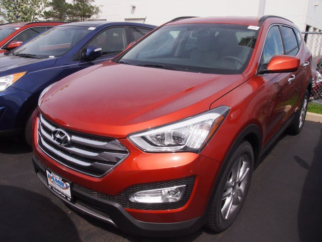 New Hyundai Santa Fe 