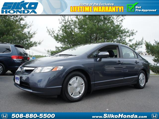 Used Honda Civic Hybrid w/Navi