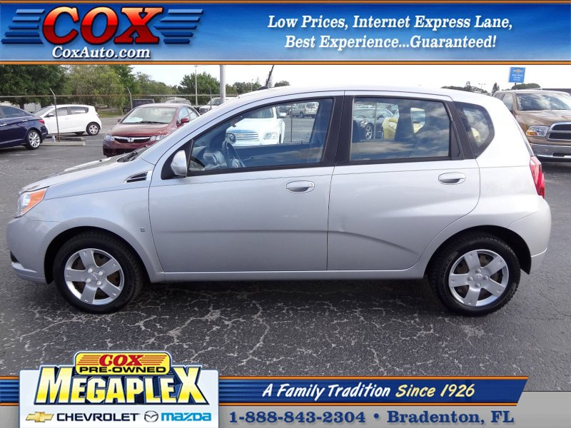Used CHEVROLET AVEO5 LS