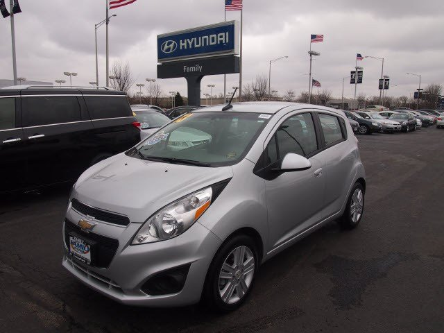 Used Chevrolet Spark LT