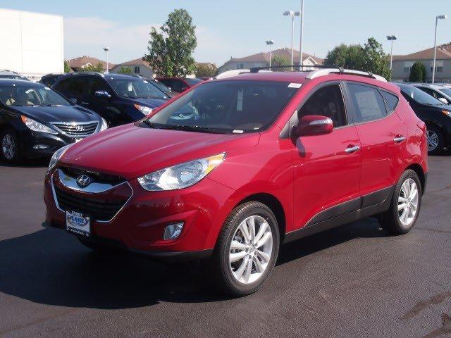 New Hyundai Tucson Limited