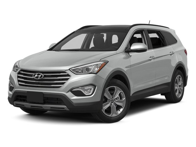 New Hyundai Santa Fe GLS