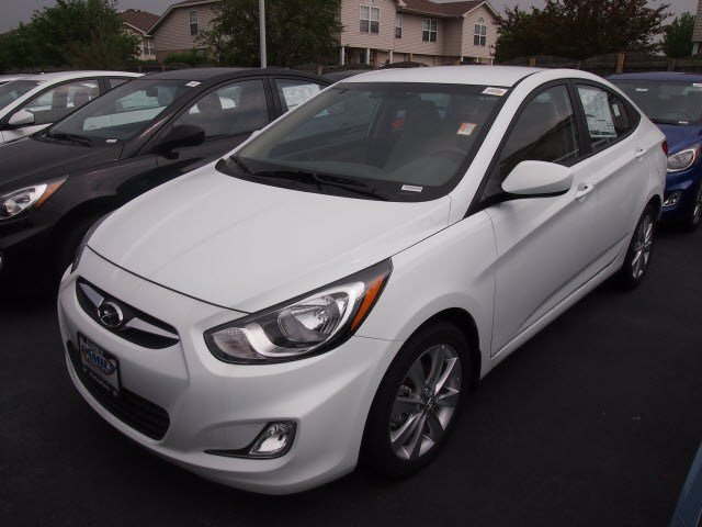 New Hyundai Accent GLS