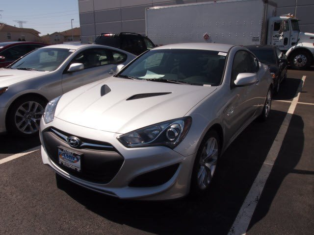 New Hyundai Genesis Coupe 2.0T