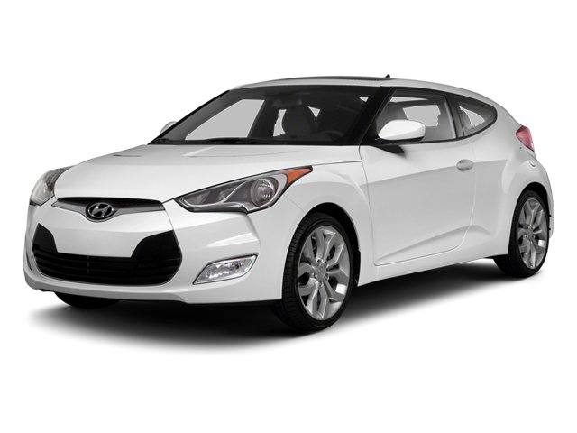 New Hyundai Veloster w/Red Int