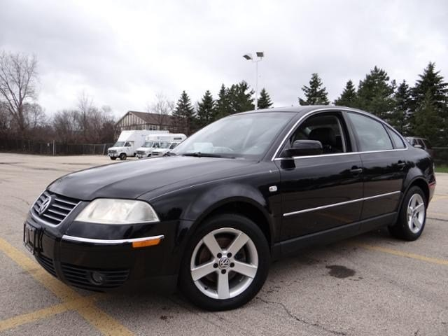 Used Volkswagen Passat Sedan GLX